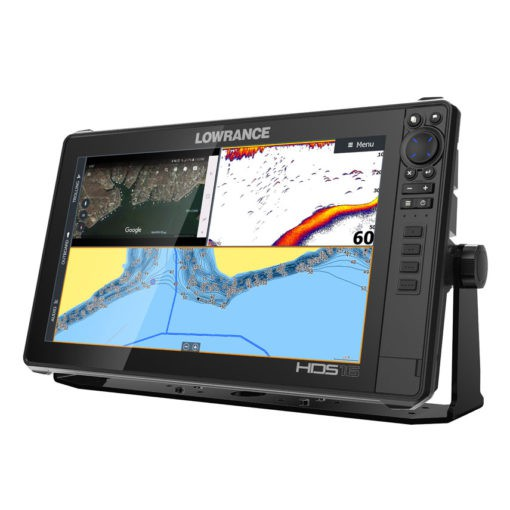 Эхолот-картплоттер Lowrance HDS-16 LIVE with Active Imaging 3-in-1 (ROW)