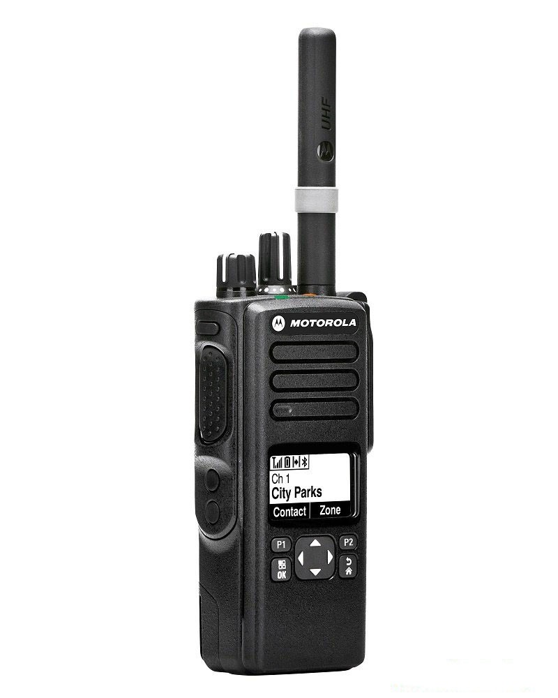 Цифровая рация Motorola DP4600 E