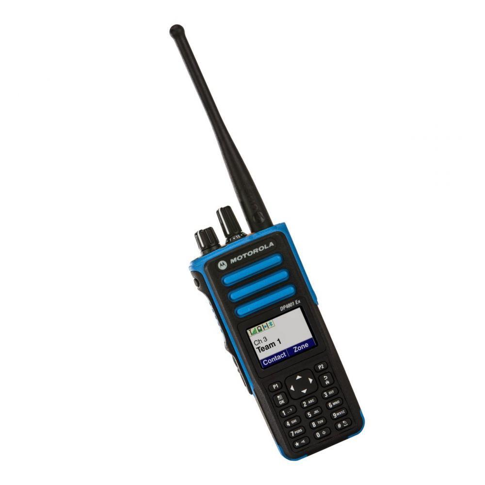 Цифровая рация Motorola DP4801 EX ATEX