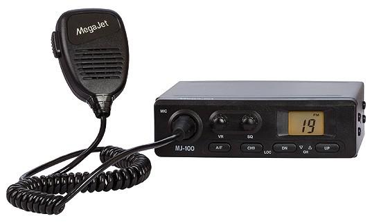 Радиостанция MegaJet MJ-100 автомобильная
