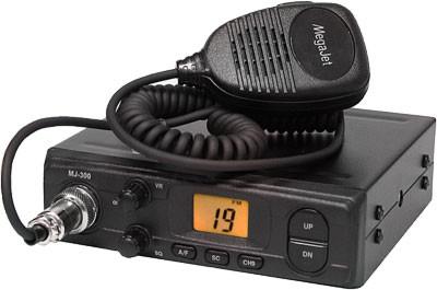 Радиостанция MegaJet MJ-300 Turbo автомобильная