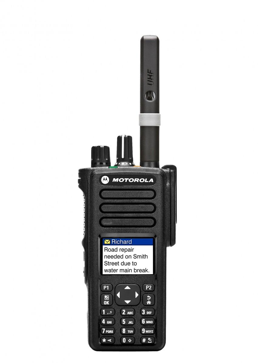 Цифровая рация Motorola DP4800 UHF