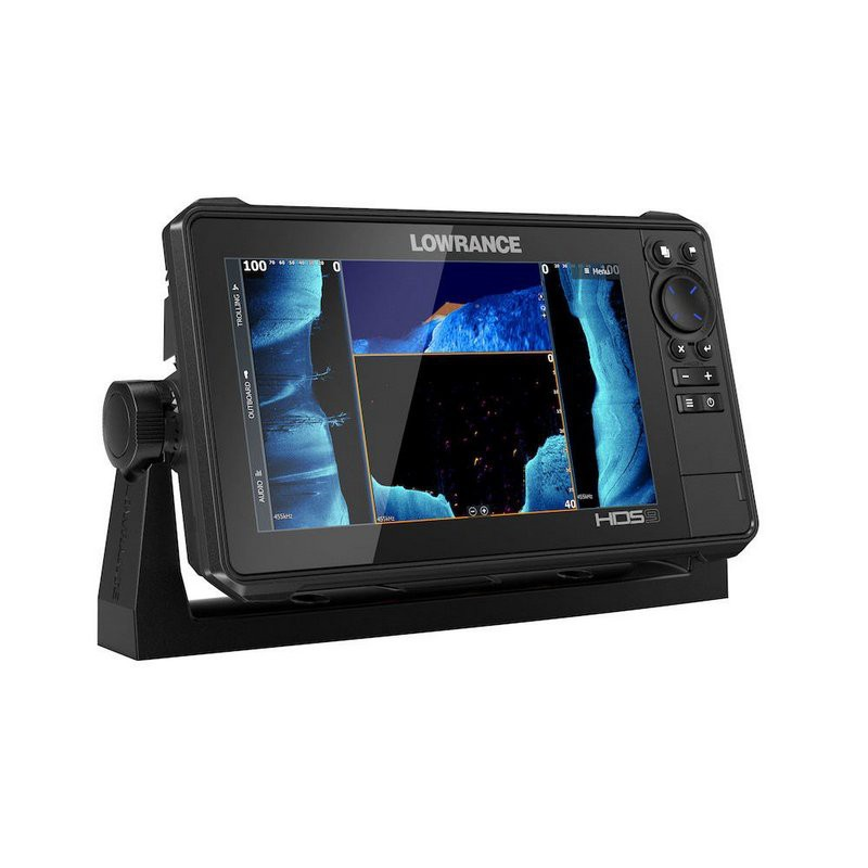 Эхолот-картплоттер Lowrance HDS-9 LIVE No Transducer