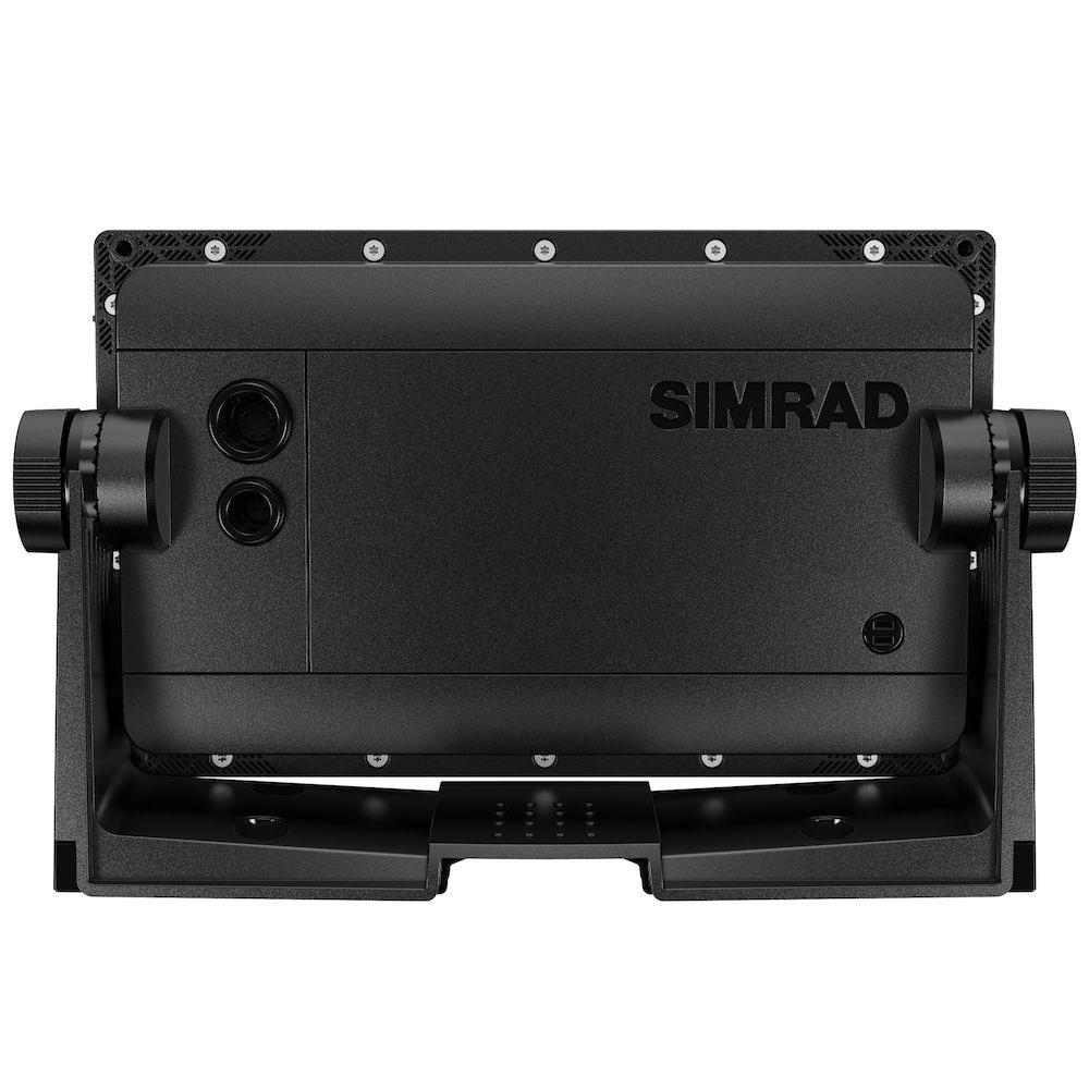 Картплоттер-эхолот Simrad Cruise-7